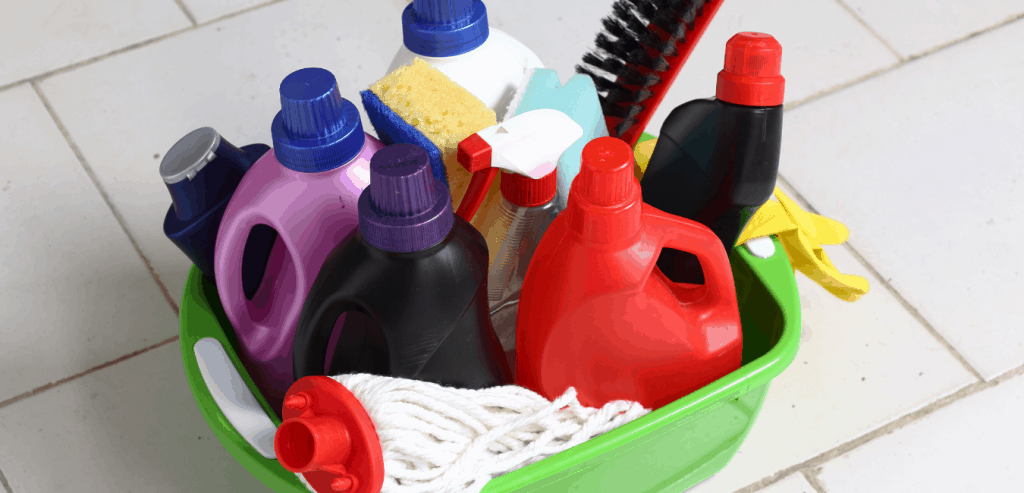 Household Cleaning Chemicals Supplier